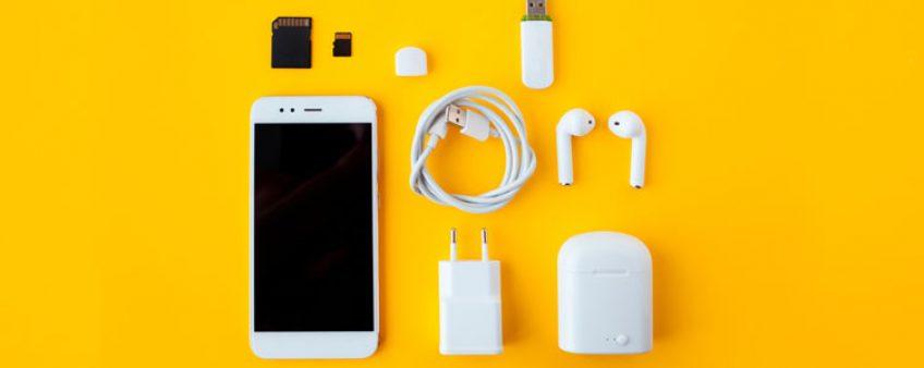 Achat d'accessoires pour smartphones en ligne